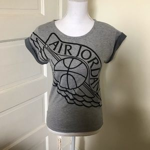 Other - Youth air jordon tee